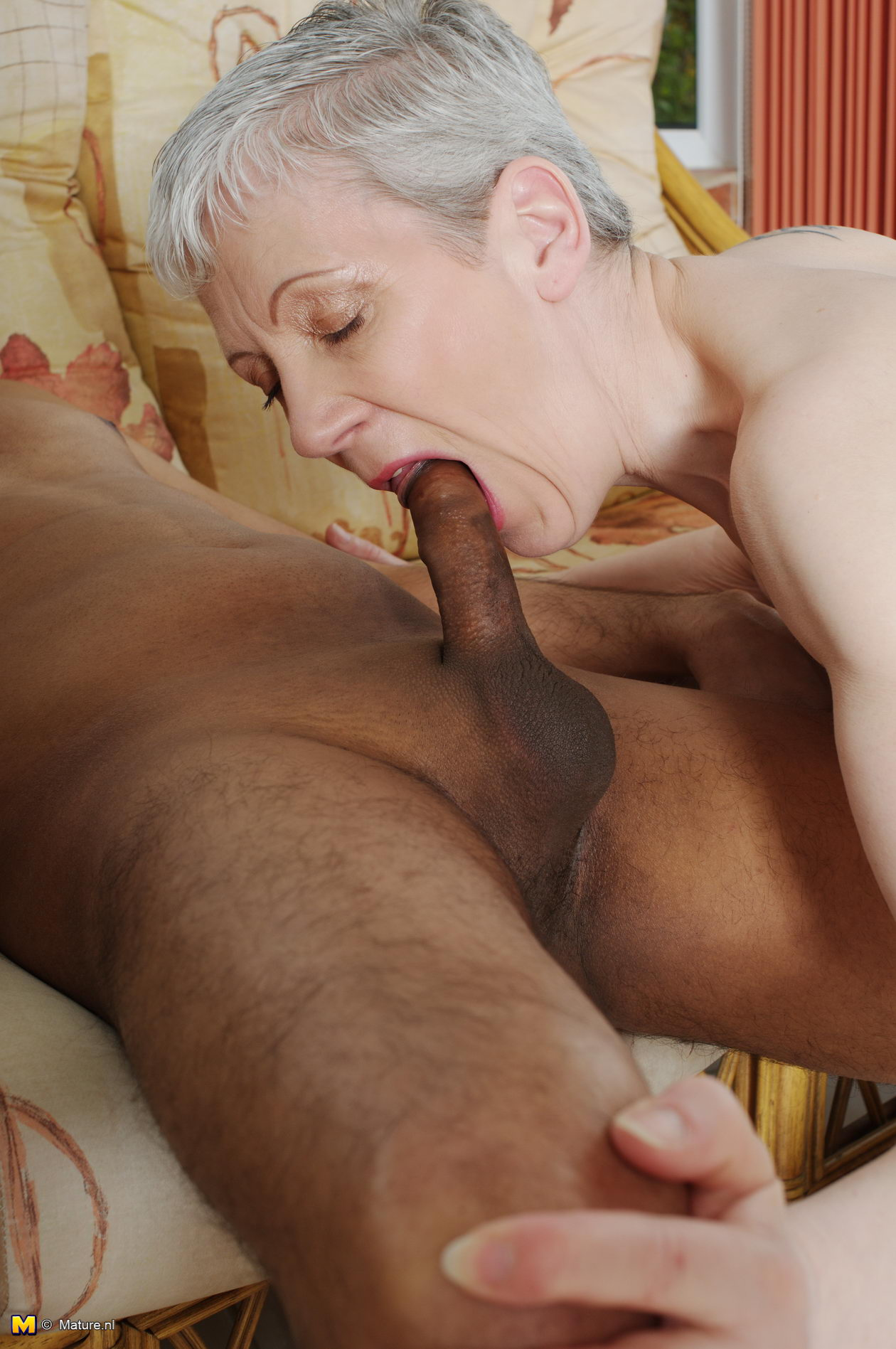 Older Women Riding Dick