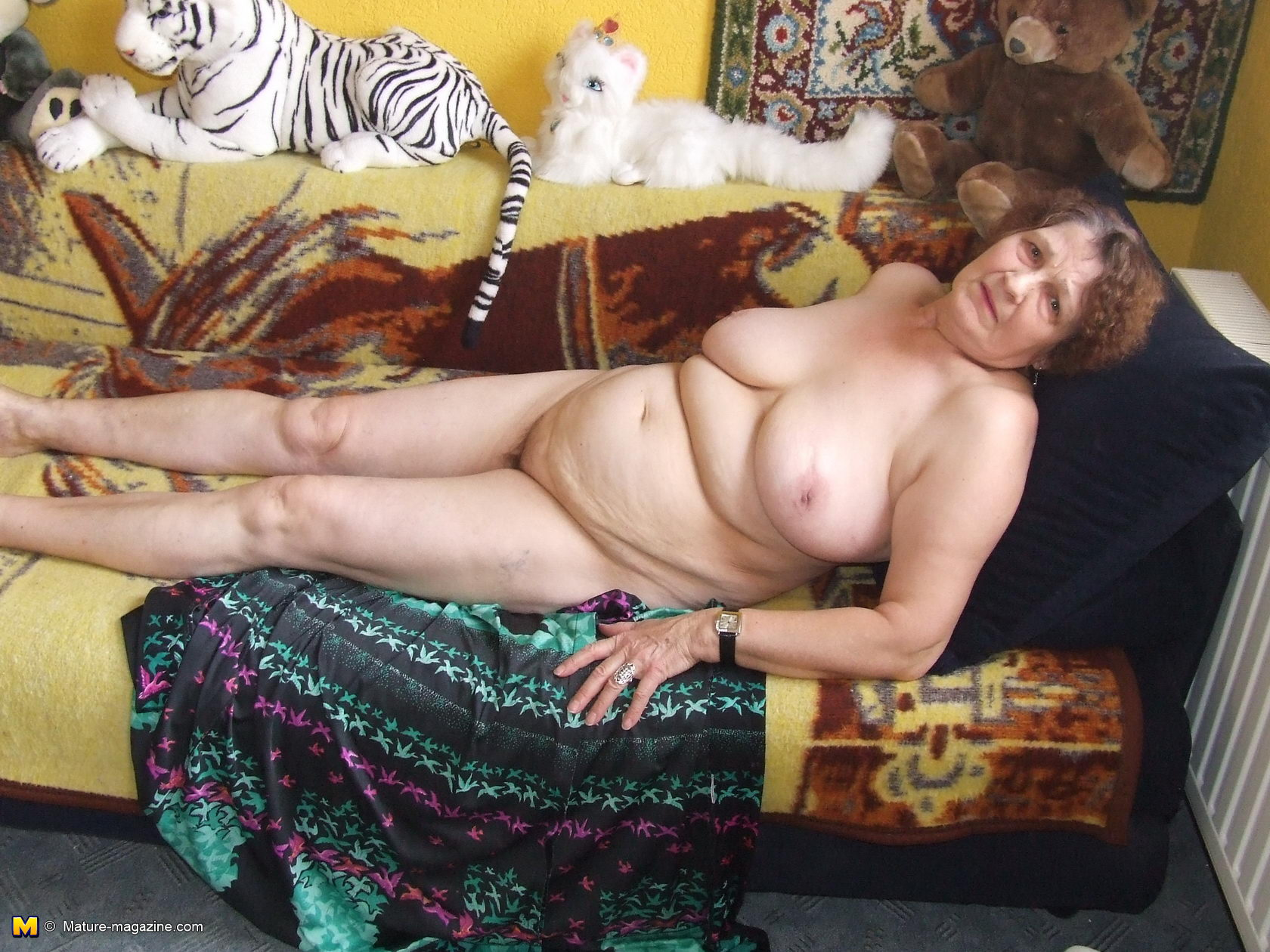 Руская старуха в порно 5 фотография
