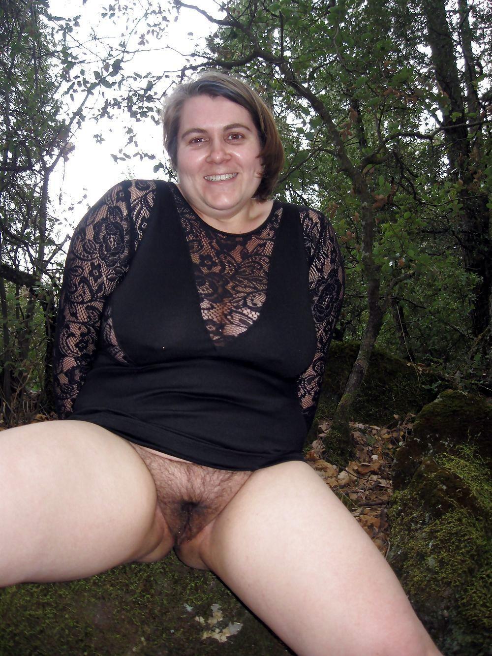 bbw amateur wife flashing -