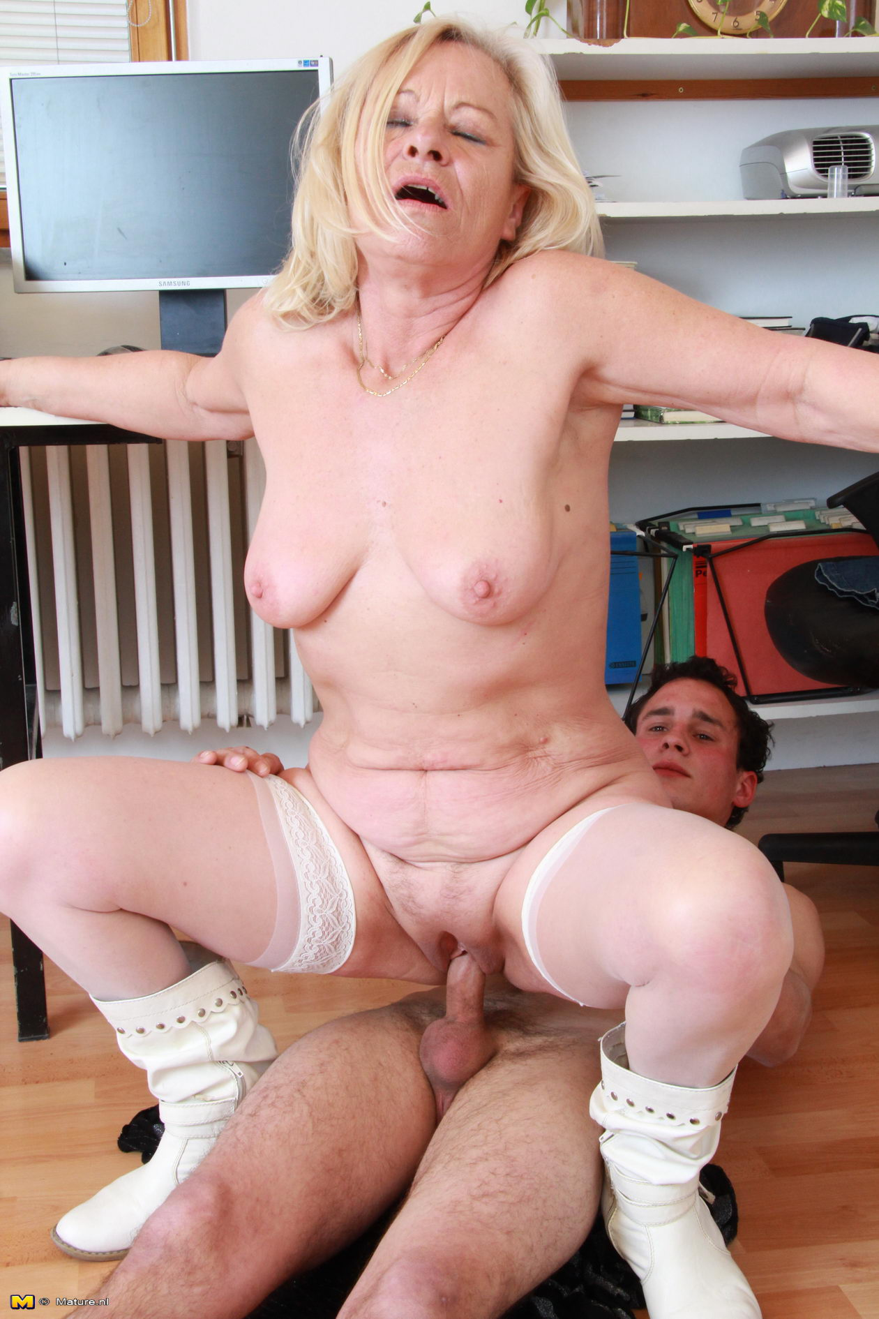 3 Matures And Boy Porn naughty mature slut doing her horny boy toy